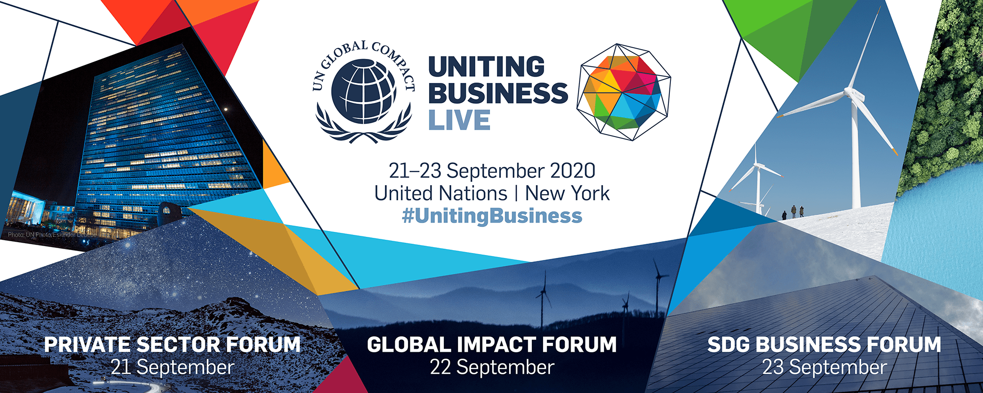 #UnitingBusiness LIVE UN General Assembly