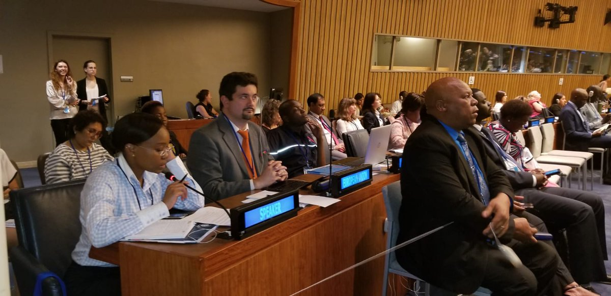 Global Compact Kenya Participates in the Ministerial Session at the HLPF 2019