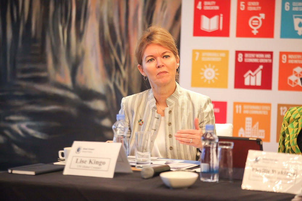 CEO Dialogue on the Sustainable Development Goals