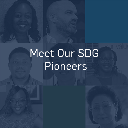 Meet Previous SDG Pioneers
