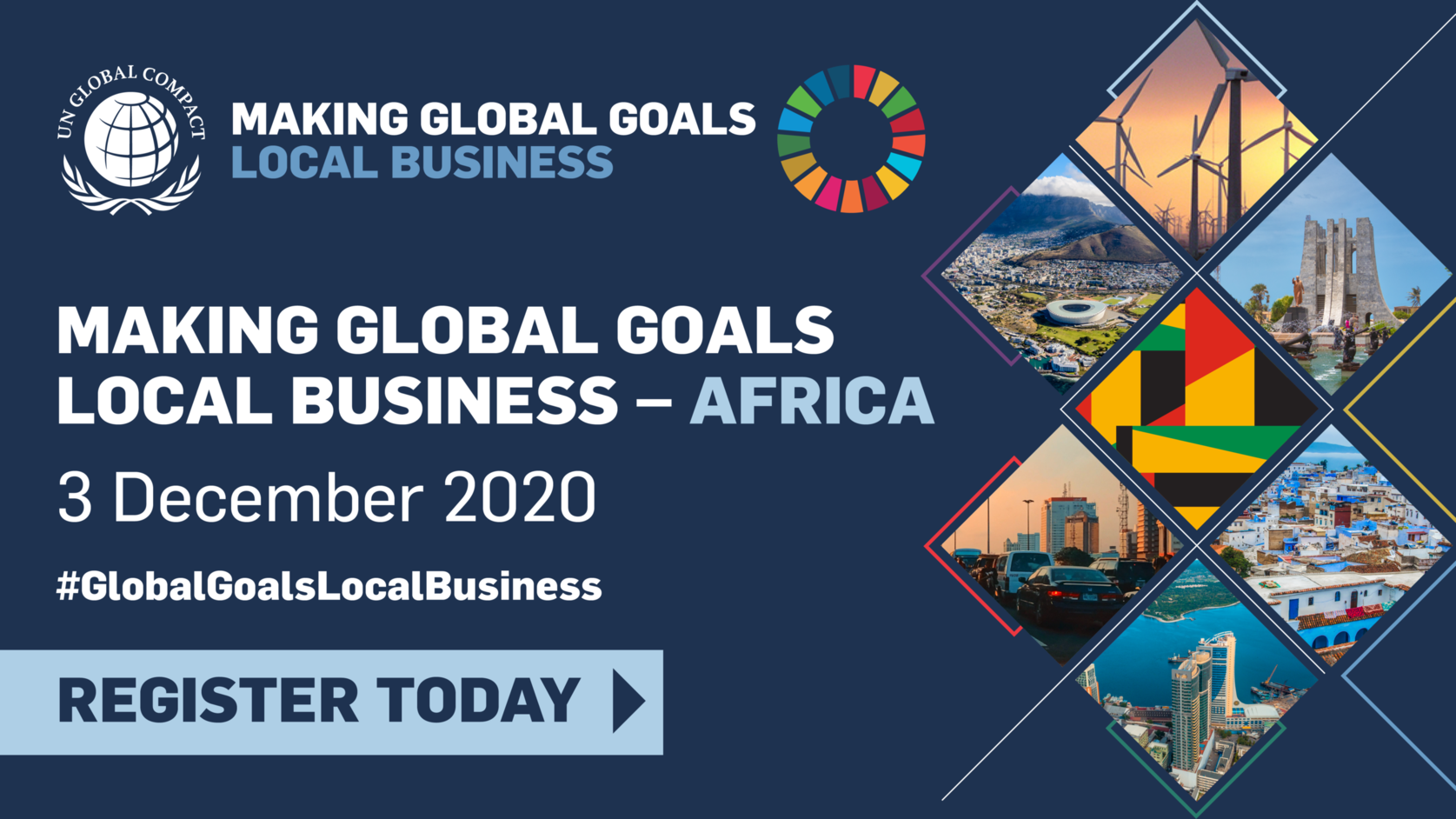 Business leaders convene to chart way for a sustainable Africa   Making Global Goals Local Business – Africa Forum held