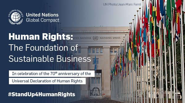 Businesses Leadership in Human Rights is More Necessary than Ever