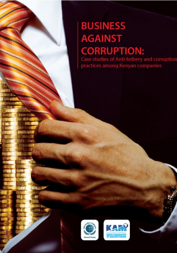 Business Case studies on Anti Bribery and Corruption survey report