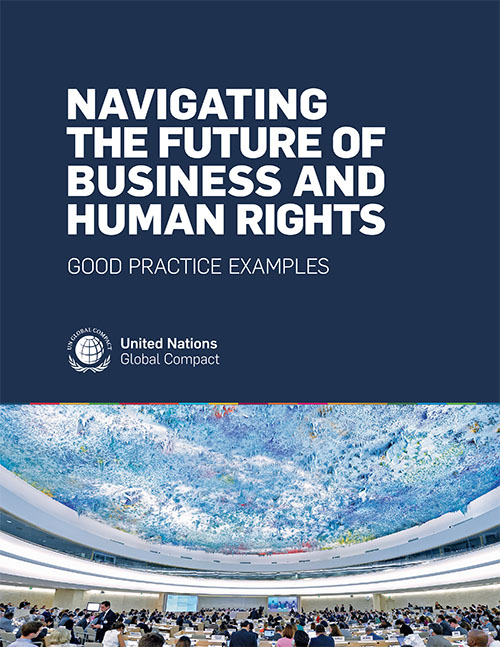 NAVIGATING THE FUTURE OF BUSINESS AND HUMAN RIGHTS